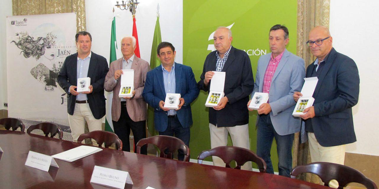 El virgen extra de las denominaciones de origen de la provincia se promociona bajo el 20 aniversario de 'Jaén, paraíso interior'