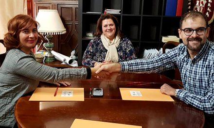 El Ayuntamiento de Úbeda formaliza su colaboración con la 'Fundación Antonio Gutiérrez Medina' mediante un convenio