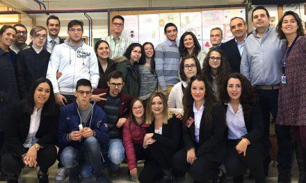 El IES Los Cerros de Úbeda desarrolla un proyecto para la movilidad europea del alumnado con necesidades educativas especiales