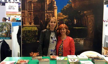 """Úbeda y Baeza se promocionan en la """"World Travel Market"""" de Londres"""