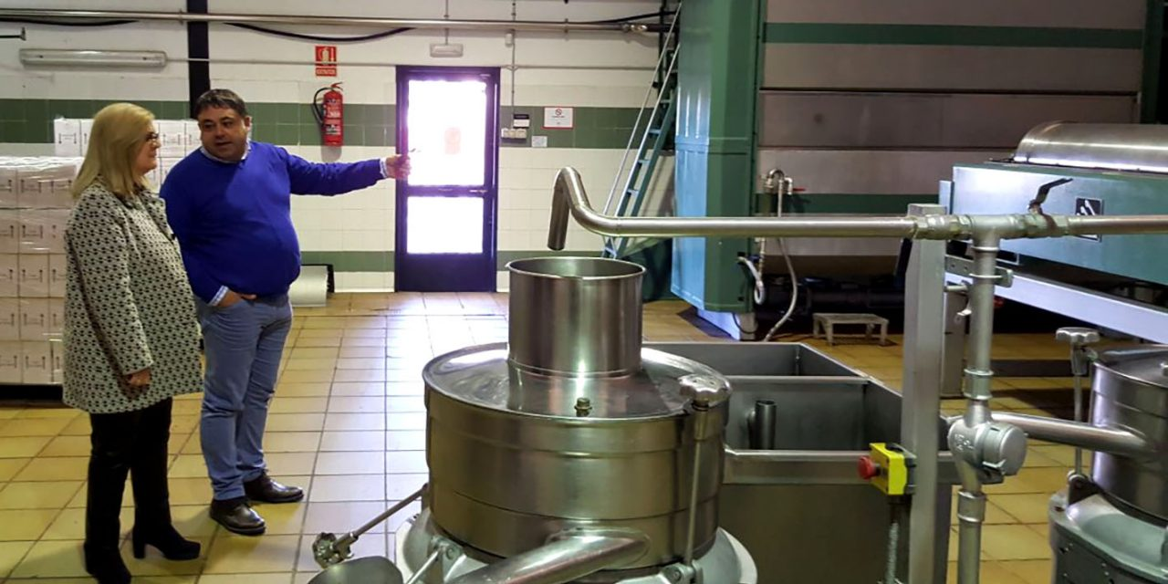 Molina subraya la apuesta del Gobierno de España en la promoción y revalorización del aceite de oliva