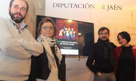 El XXII Circuito Provincial de Teatro Escolar tendrá parada en Úbeda