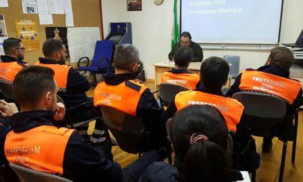 Jornada de puertas abiertas y cursos formativos para conmemorar el Día Internacional de la  Agrupación de Protección Civil