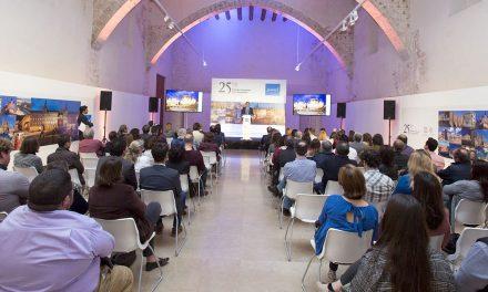 El Grupo de Ciudades Patrimonio de la Humanidad de España presentan su oferta turística y cultural en Valencia