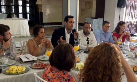 """Requena ofrece al PP de Jaén como instrumento """"para que el sector sanitario"""" haga llegar sus reivindicaciones al parlamento andaluz"""