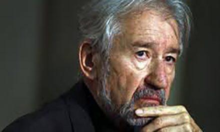 El actor español José Sacristán recibirá el Premio Nacional de Teatro 'Antero Guardia 2018'