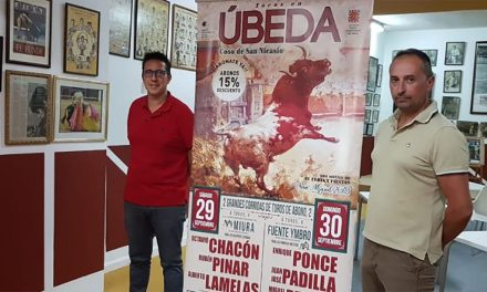 Los festejos taurinos de la Feria de San Miguel 2018 se compondrán de dos grandes corridas de toros y una novillada para los alumnos de las escuelas taurinas de la provincia
