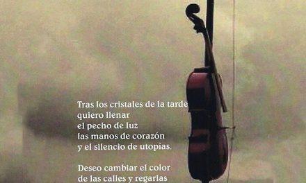 Presentación del poemario » Violines sin música»