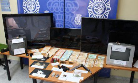 SUCESOS | Detenidas en Jaén y Úbeda tres personas por tráfico de drogas