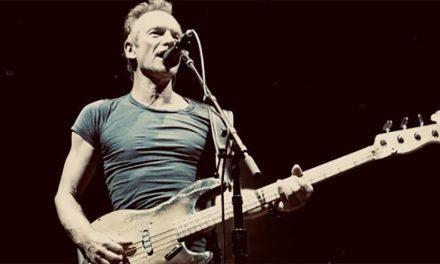 El mítico Sting actuará este verano en Úbeda