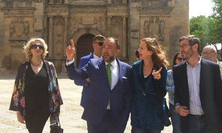 """González señala que el PP siempre defenderá una PAC """"sólida y fuerte"""" y no permitirá que se dé """"ni un paso atrás"""" en los derechos de los agricultores"""