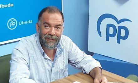 """Ruiz del Moral denuncia la """"manipulación y falsedades"""" del equipo de Gobierno de Úbeda"""