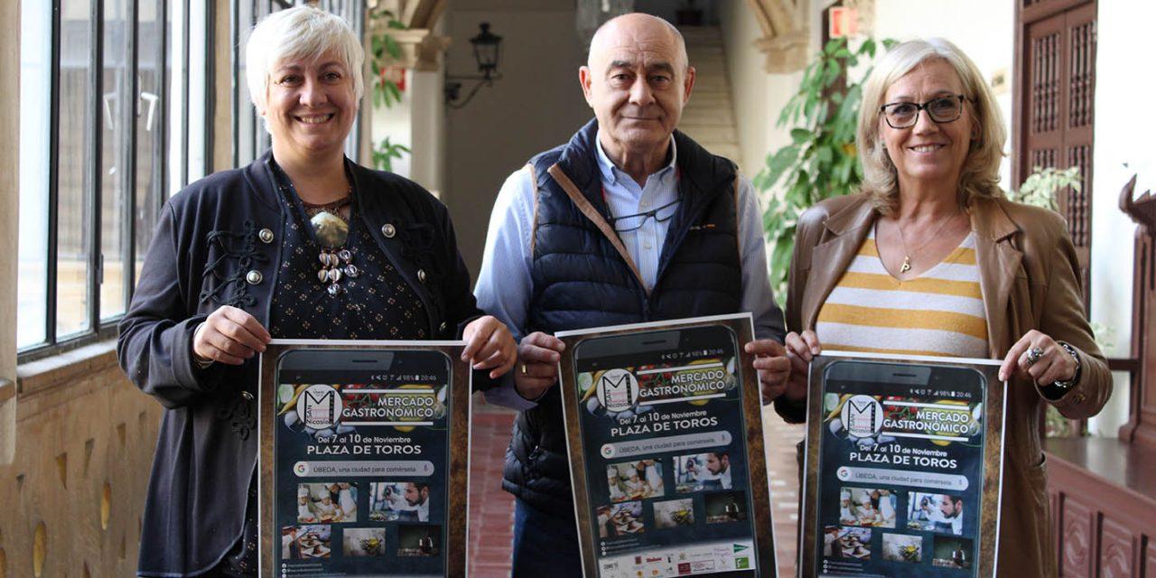 La 'V Mercado de San Nicasio' llevará la gastronomía a la Plaza de Toros