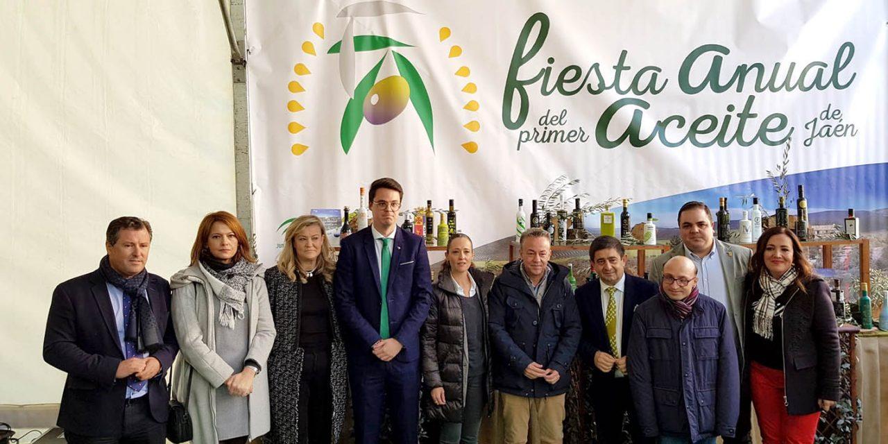 Arranca en Martos la gran 'Fiesta del Primer Aceite'