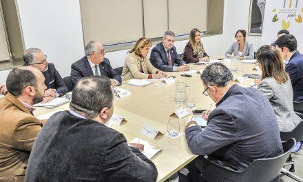 Úbeda presente en el grupo de trabajo de Alcaldes de la ITI