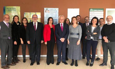 La Dirección del Plan Funcional de la nueva Ciudad Sanitaria de Jaén se reúne en el Hospital de Úbeda