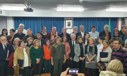 Un reconicimiento a los 45 profesionales jubilados y a los que cumplen 25 años de trabajo en el Hospital de Úbeda