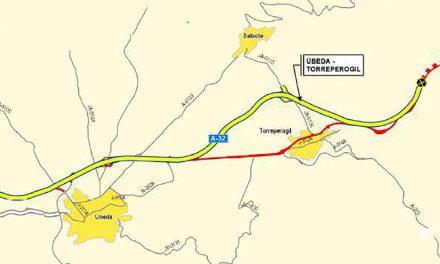 Fomento pone hoy en servicio el tramo completo Úbeda – Torreperogil de la autovía A-32
