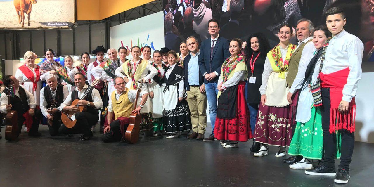 Satisfacción en la Diputación por la presencia y visibilidad de la oferta turística provincial conseguida durante Fitur 2020