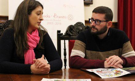 El CEIP Juan Pasquau prepara la primera edición del festival de los valores humanos