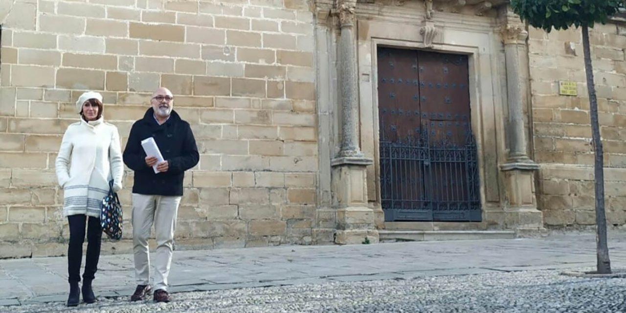 """El PP de Úbeda denuncia el """"derroche"""" en el alquiler del Palacio de Mancera """"cerrado a 12.000 euros al mes"""""""