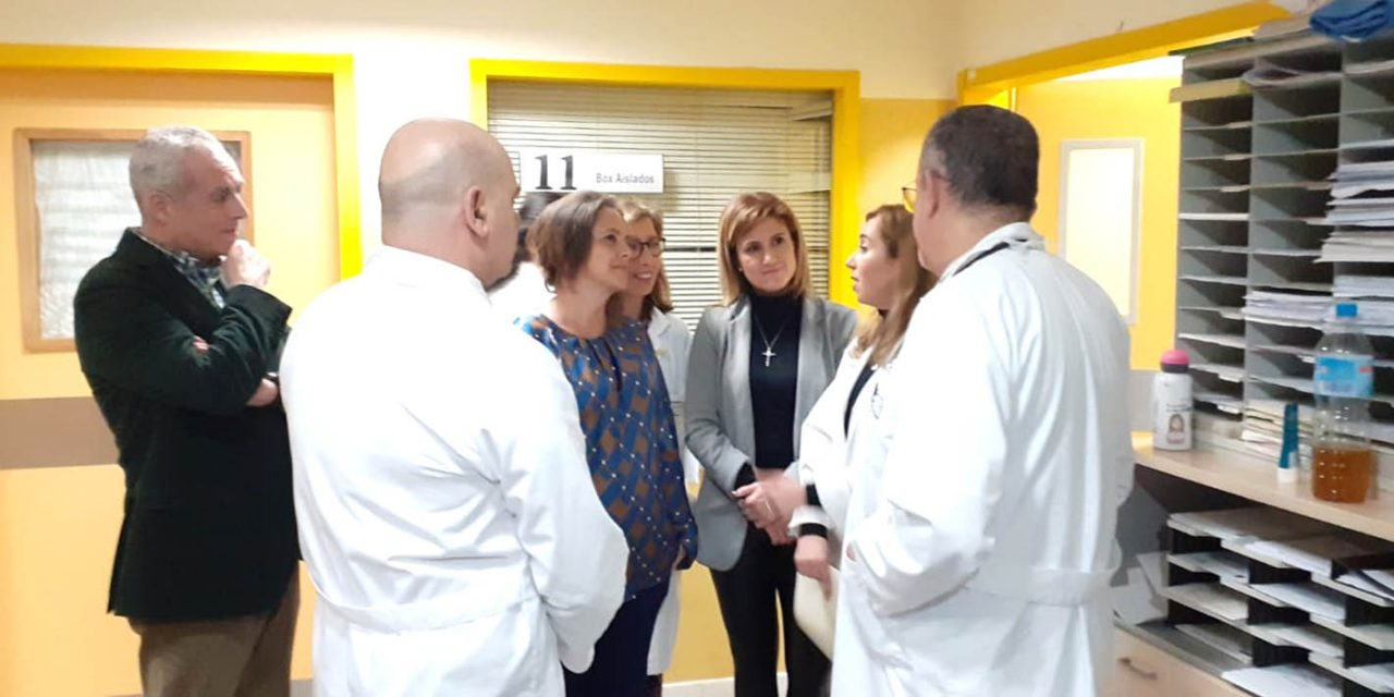 Salud y Familias agradece a los profesionales su implicación en el Plan de Alta Frecuentación en Jaén