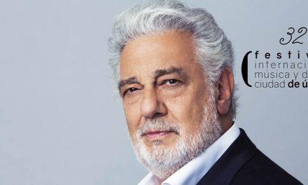 Úbeda también suspende el concierto de Plácido Domingo