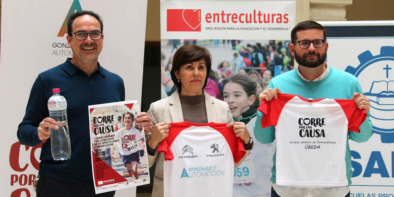 La carrera solidaria 'Entreculturas' abrirá el circuito de carreras Ciudades Patrimonio de la Humanidad