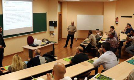 La Universidad de Jaén, GEA y Aemoda ponen en marcha el V Curso de Formación en Proceso de Elaboración de Aceite de Oliva Virgen