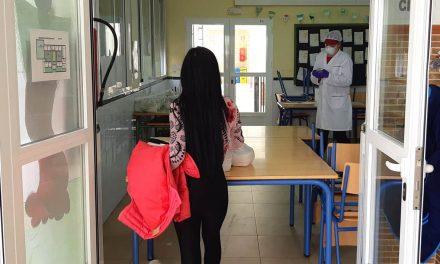CRISIS CORONAVIRUS | Educación continúa ofreciendo las tres comidas diarias a escolares en riesgo de exclusión social de Úbeda