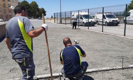 Comienzan las obras de reparación del Camino del Cerro de la Horca