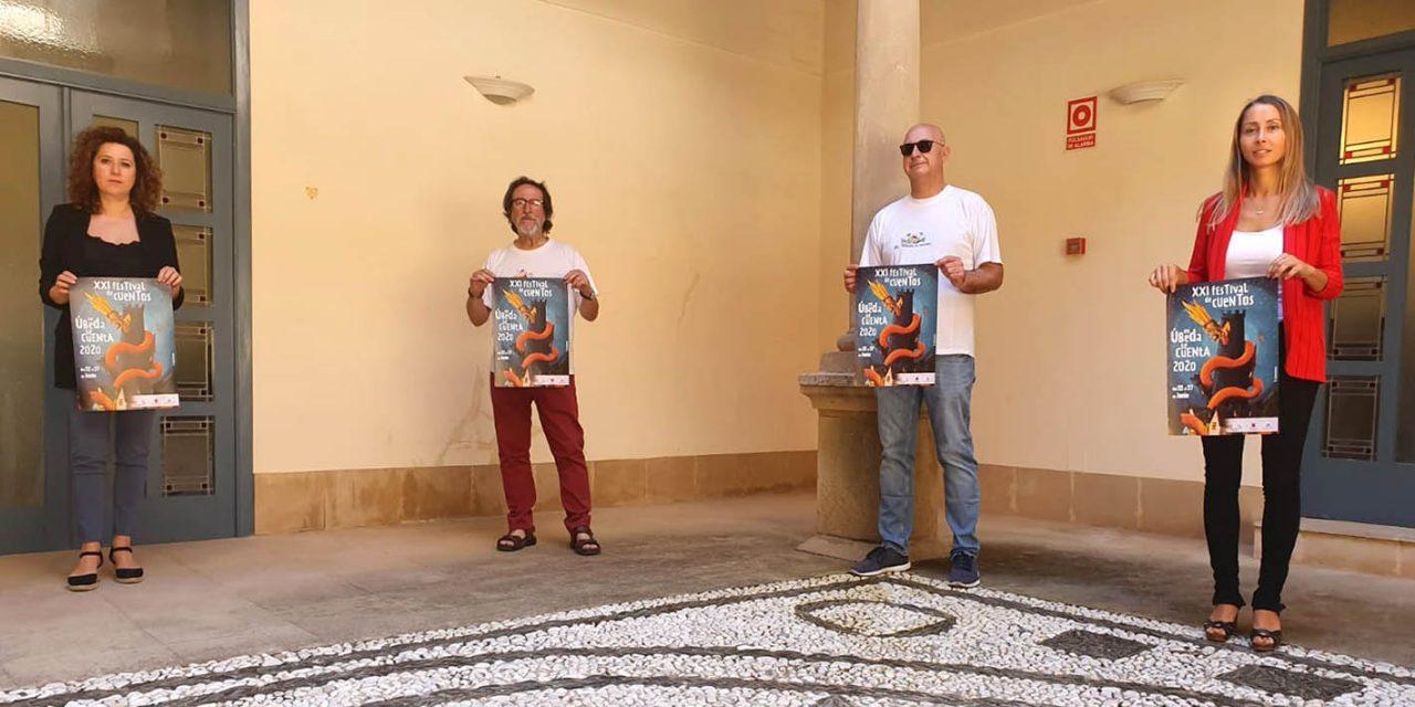 Úbeda se vuelve a inundar de cuentos gracias a la XXI edición del Festival 'En Úbeda se cuenta'