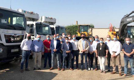 La recogida y tratamiento de residuos en la provincia incorpora seis nuevos equipos