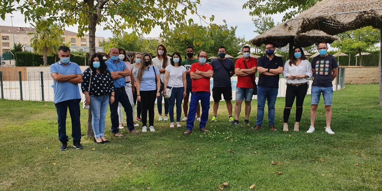 Balance muy positivo de las actividades municipales deportivas de verano en Úbeda