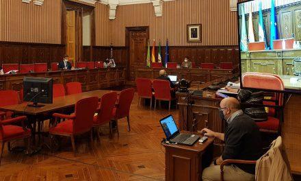 """La Diputación aprueba un """"presupuesto expansivo"""" de casi 270 millones de euros que incluye 59 en inversiones"""