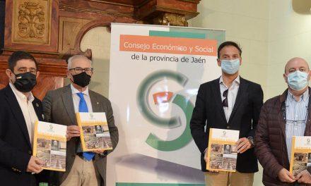 El CES Provincial presenta la Memoria 2019 sobre la provincia de Jaén