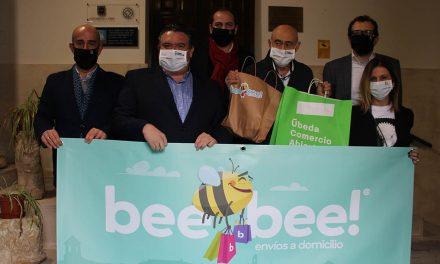 La empresa Bee Bee amplía sus servicios de reparto a domicilio a nuestra ciudad