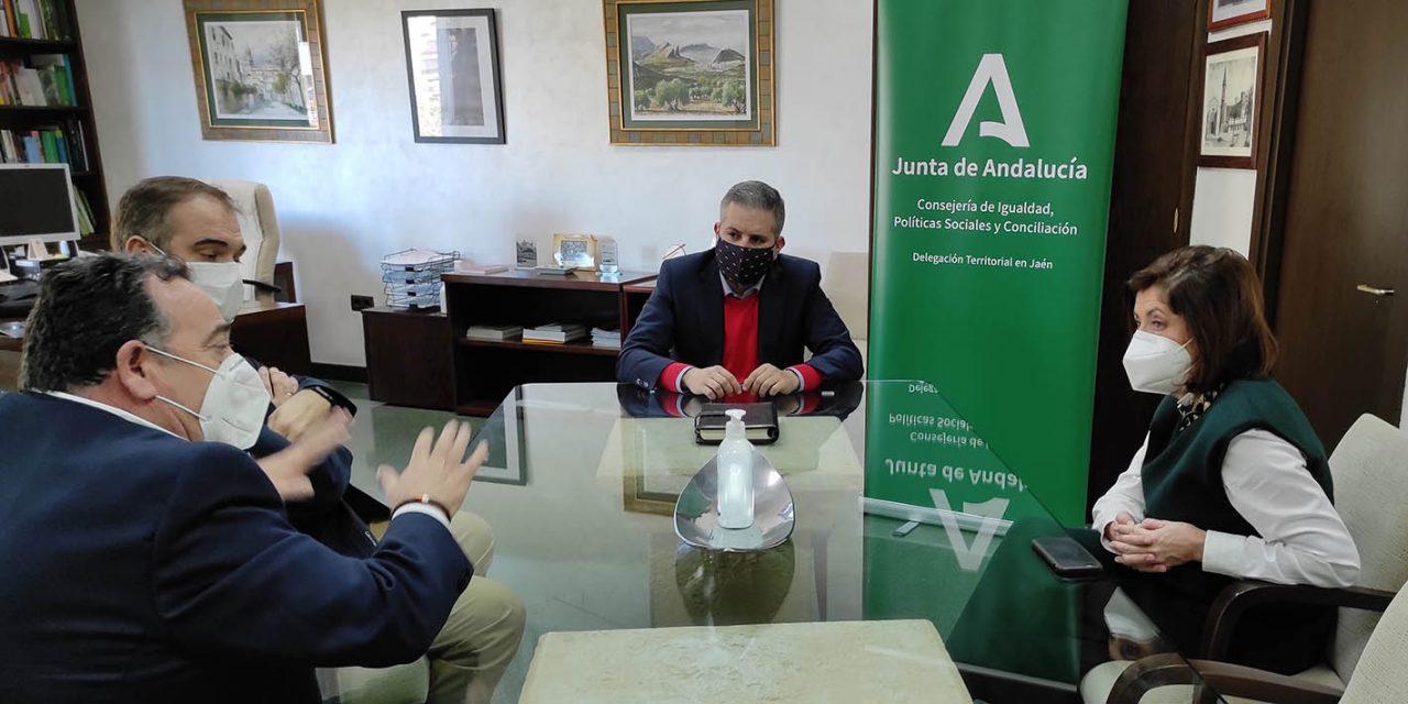 Igualdad destina 1.300.000 euros a las residencias y centros de día de Jaén