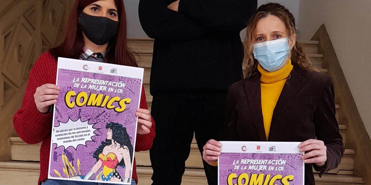 Úbeda prepara una exposición para abordar la 'representación de la mujer en el cómic'