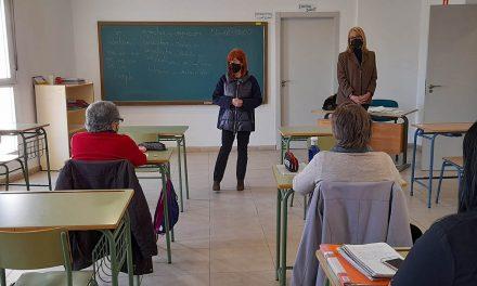 En centro de educación permanente 'alto guadalquivir' se trasladará provisionalmente al albergue municipal