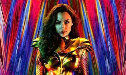 'SESIÓN DISCONTINUA' | 'WONDER WOMAN 84' nueva entrega de la heroína de DC