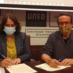 La UNED y la Asociación Malión renuevan su colaboración para el Festival 'En Úbeda se Cuenta'