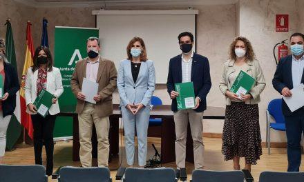 Igualdad destina 1,1 millones de euros entre los municipios de Jaén para atender a familias con menores en riesgo de exclusión
