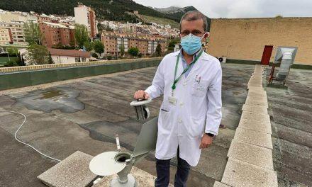 El Hospital de Jaén comienza la difusión diaria de los niveles de polen