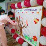 Hospitales de la provincia celebran el Día del Niño Hospitalizado