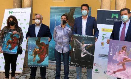 OCIO Y TURISMO | Vuelve el Festival Música en Segura  2021