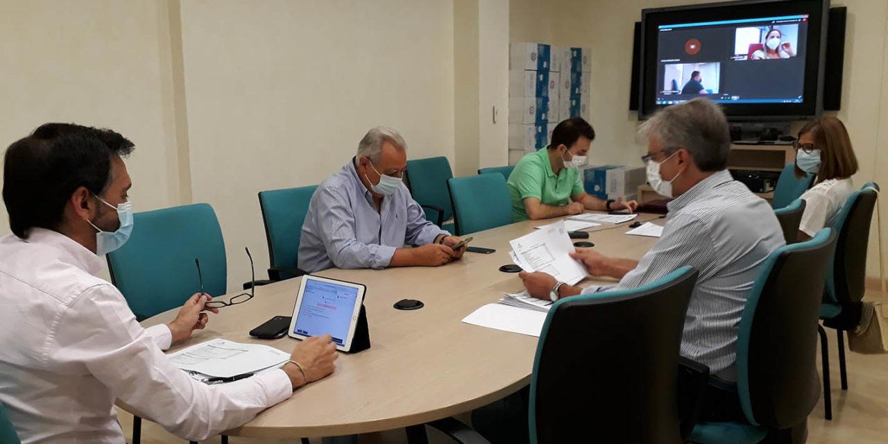 Transformación Económica aprueba 258.480 euros para 21 proyectos de la provincia de Jaén para avanzar en la digitalización y competitividad