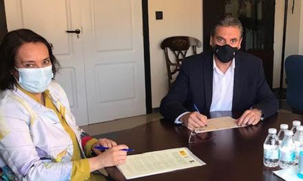 La Diputación de Jaén subvenciona el material de estudio a 130 estudiantes del centro asociado en Jaén de la UNED