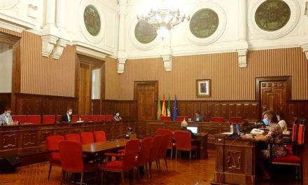 El pleno de Diputación aprueba 21,5 millones de euros en iniciativas dirigidas a ayuntamientos y empresas
