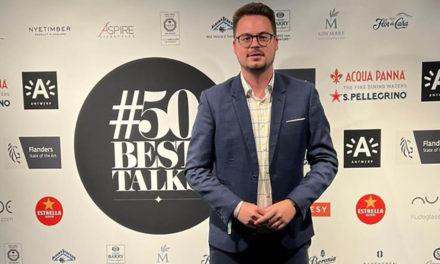 Diputación promociona los AOVE Jaén Selección entre los mejores cocineros del mundo en The 50 Best Restaurants